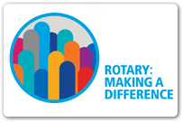 My Rotary website logo